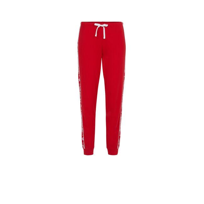 Pantalon rouge sidebandiz;