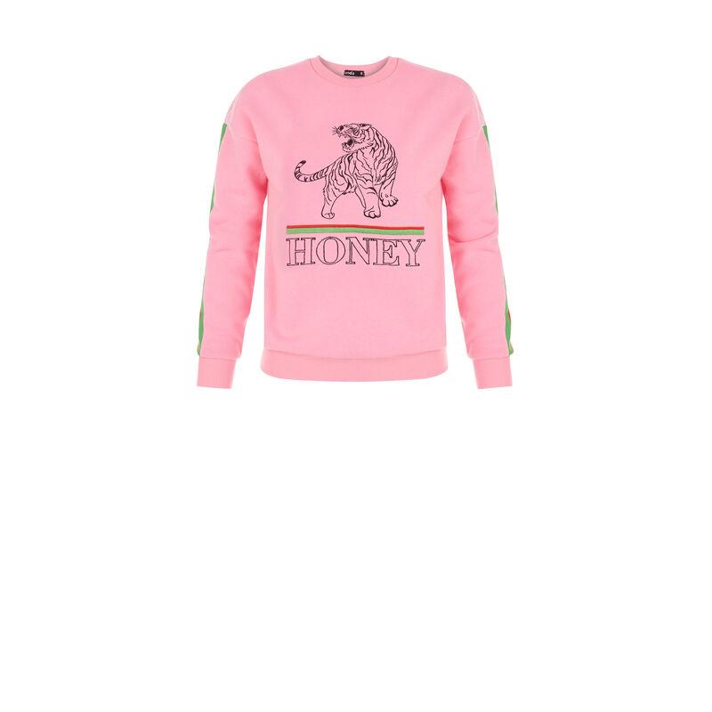 Sweat rose fluo pinkbadiz;