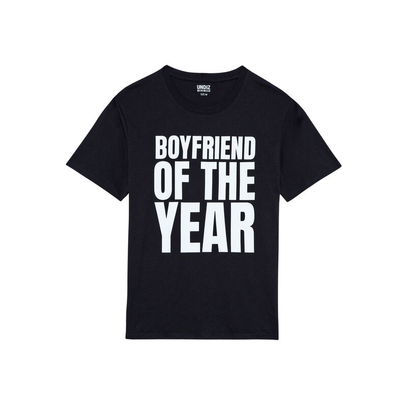 top boyfriend of the year - noir;