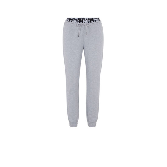 Pantalon gris powerniz;