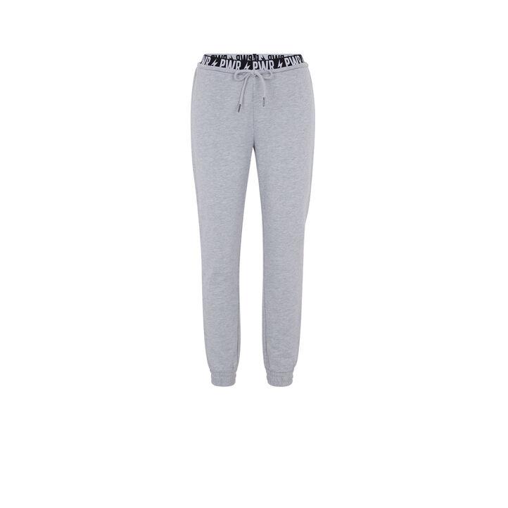 Pantalon gris powerniz grey.