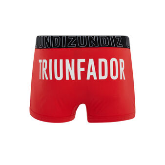 Bogossiz 2 red boxer shorts red.