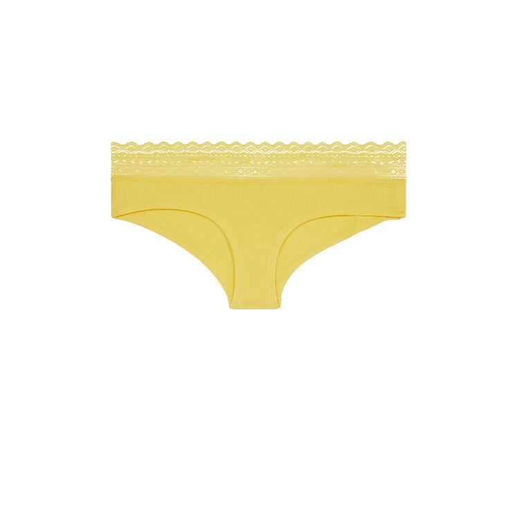 Shorty jaune waistiz;