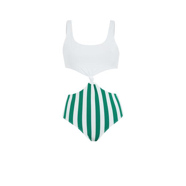 Maillot de bain une pièce vert surfboardiz;