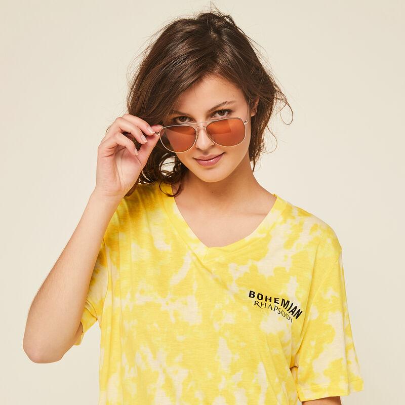 Tunique jaune yellobohemiz;