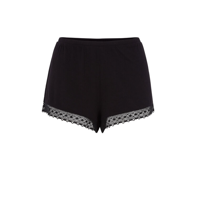 Short noir newpompiz black.