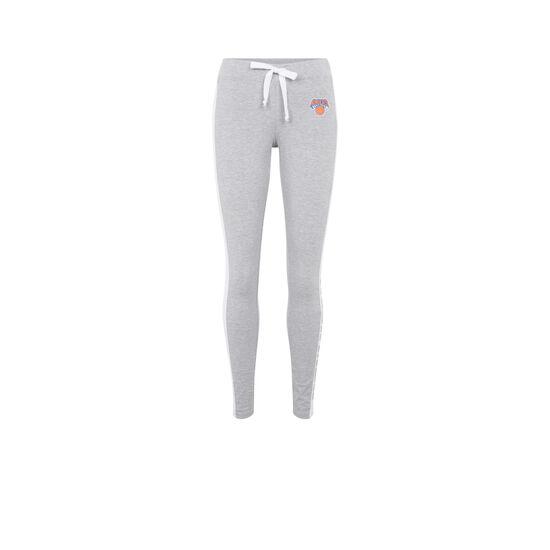 Legging gris nyknickiz;