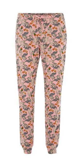 Pantalon rose kingjuliz  pink.