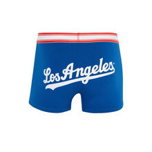 Losangeliz blue boxer shorts blue.