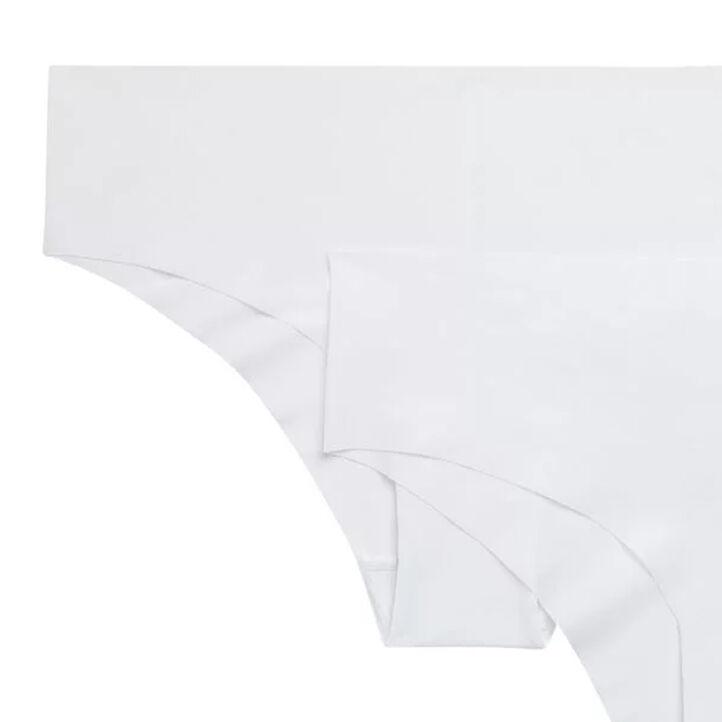 Lot de deux shorty blancs micro white.