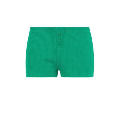 Short vert émeraude newdebidiz green.