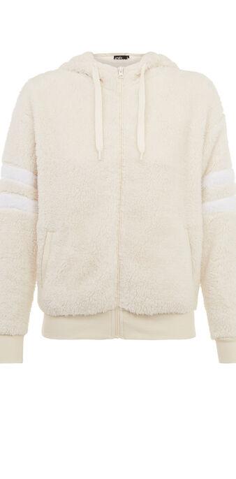 Veste blanc cassé lamaviz white.
