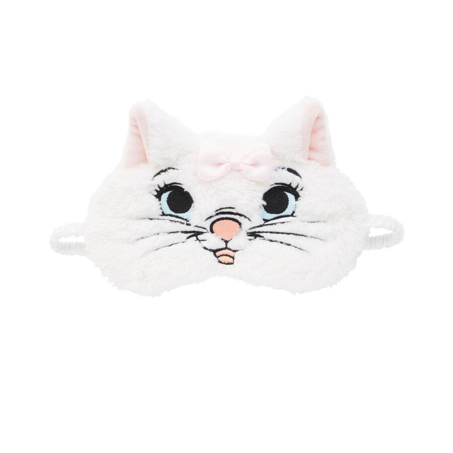Masque de nuit blanc supermariz;