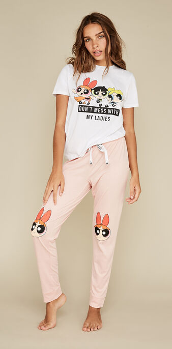 Pantalon rose nanabelliz pink.