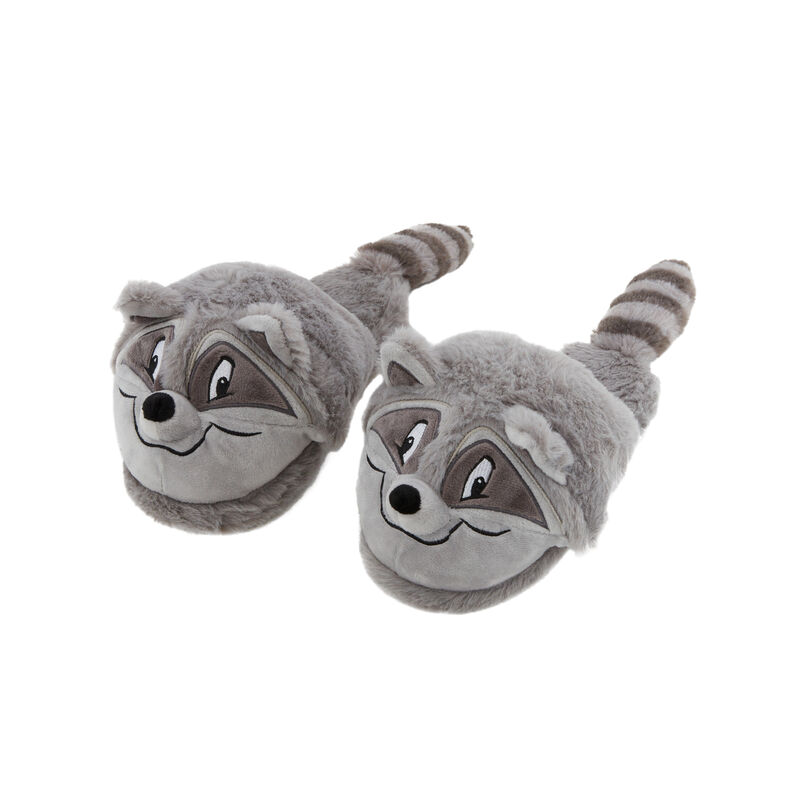 chaussons Meeko - gris;