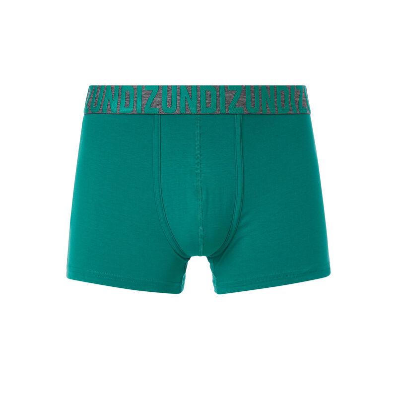 Boxer vert oreliz;