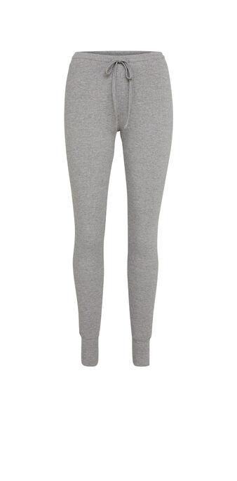 Pantalon gris azkiz grey.