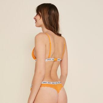 String safran secretiz orange.