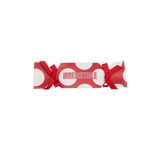 Slip rouge irresistibliz;