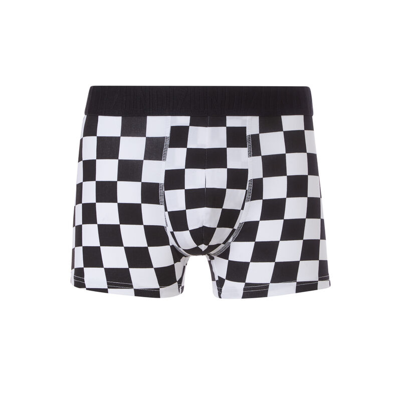 Boxer blanc illusioniz;