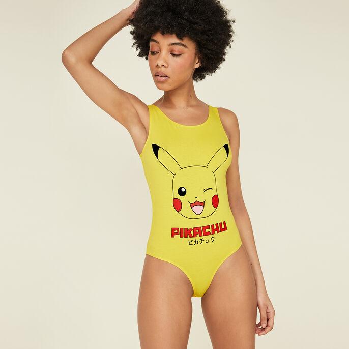 Body jaune pikachiz yellow.