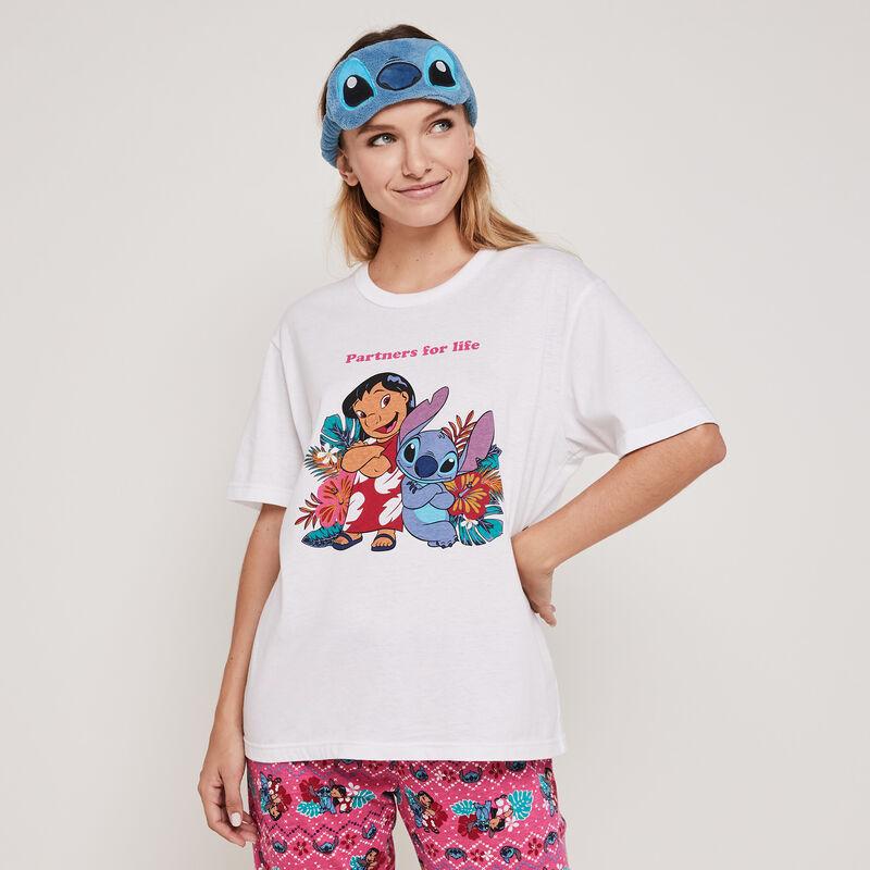Set pyjama top + pantalon print Stitch stitchiniz;