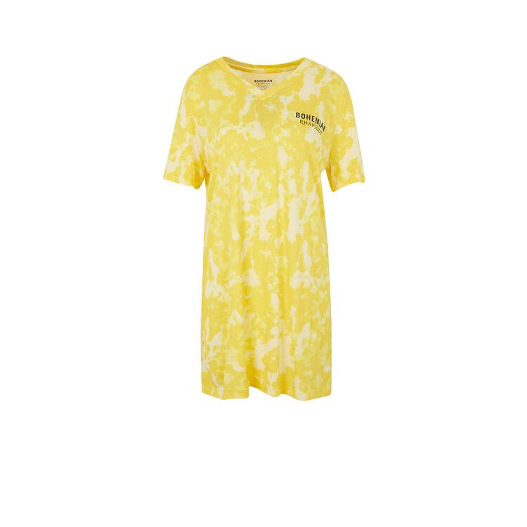 Robe jaune yellobohemiz jaune.
