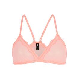 Soutien-gorge triangle rose klawiz pink.