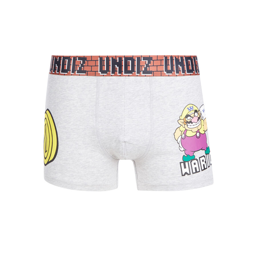 Boxer gris playwariz;