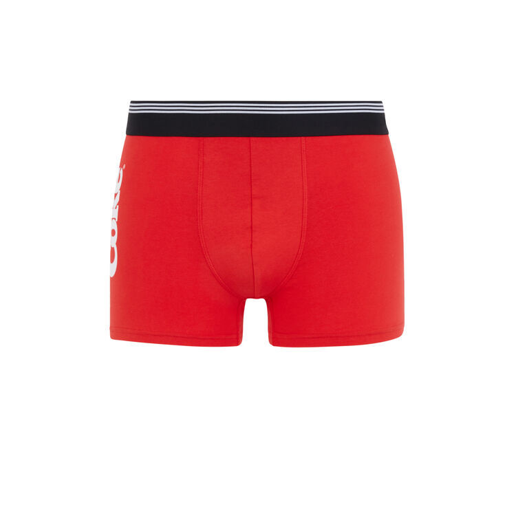 Boxer rouge cokikie red.