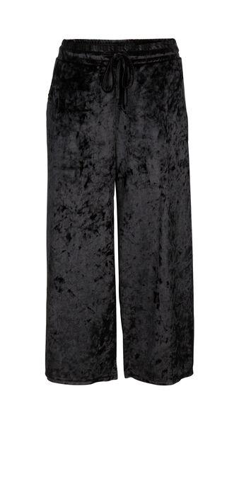 Pantalon noir mickaeliz black.