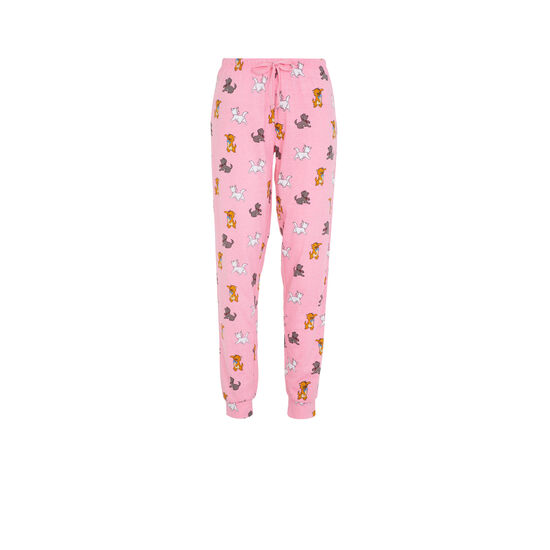 Pantalon rose mariziz;