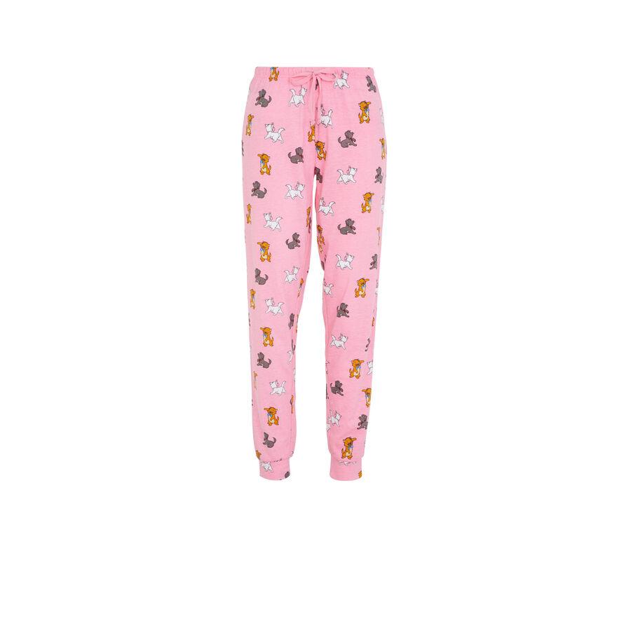 Pantalon rose mariziz;