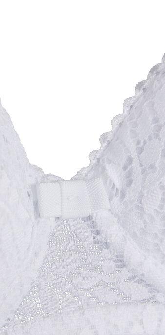 Soutien-gorge ampli blanc aviciz white.
