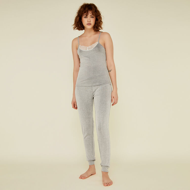 Pantalon gris vertiliz grey.