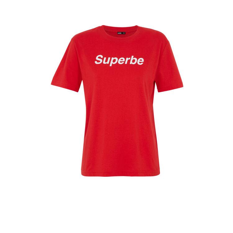 Top rouge superbiz red.