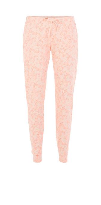 Pantalon rose wildhorsiz pink.