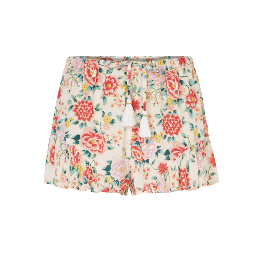 Perroquiz off-white shorts;${refinementColor}