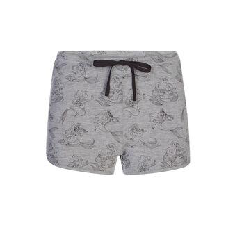 Anastiz grey shorts grey.