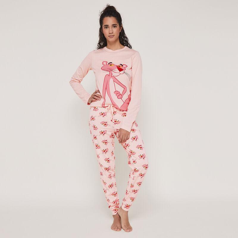 Set pyjama top + pantalon La panthère rose interpantheriz;