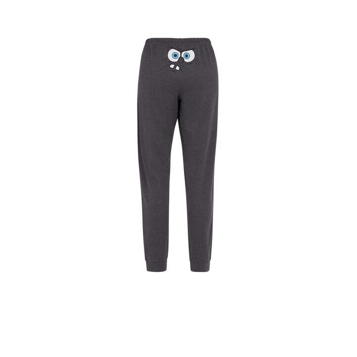 Pantalon gris yellowiz grey.