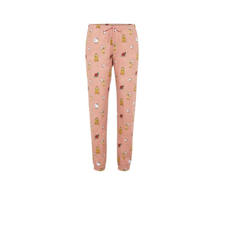 Pantalon vieux rose itsmatchiz pink.