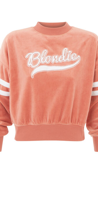 Sweat rose teamblondiz pink.