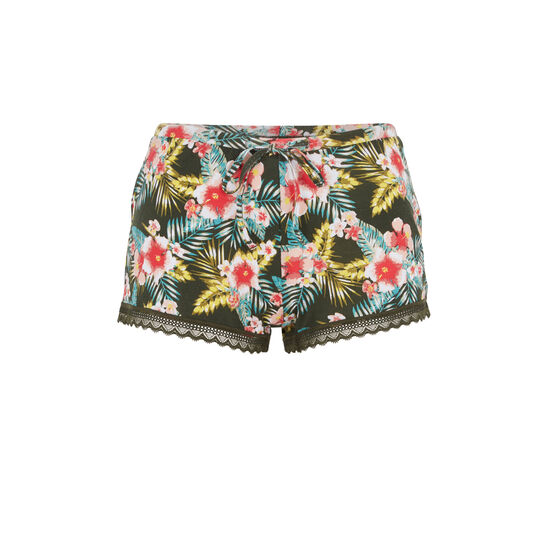Short kaki tropicaliz;
