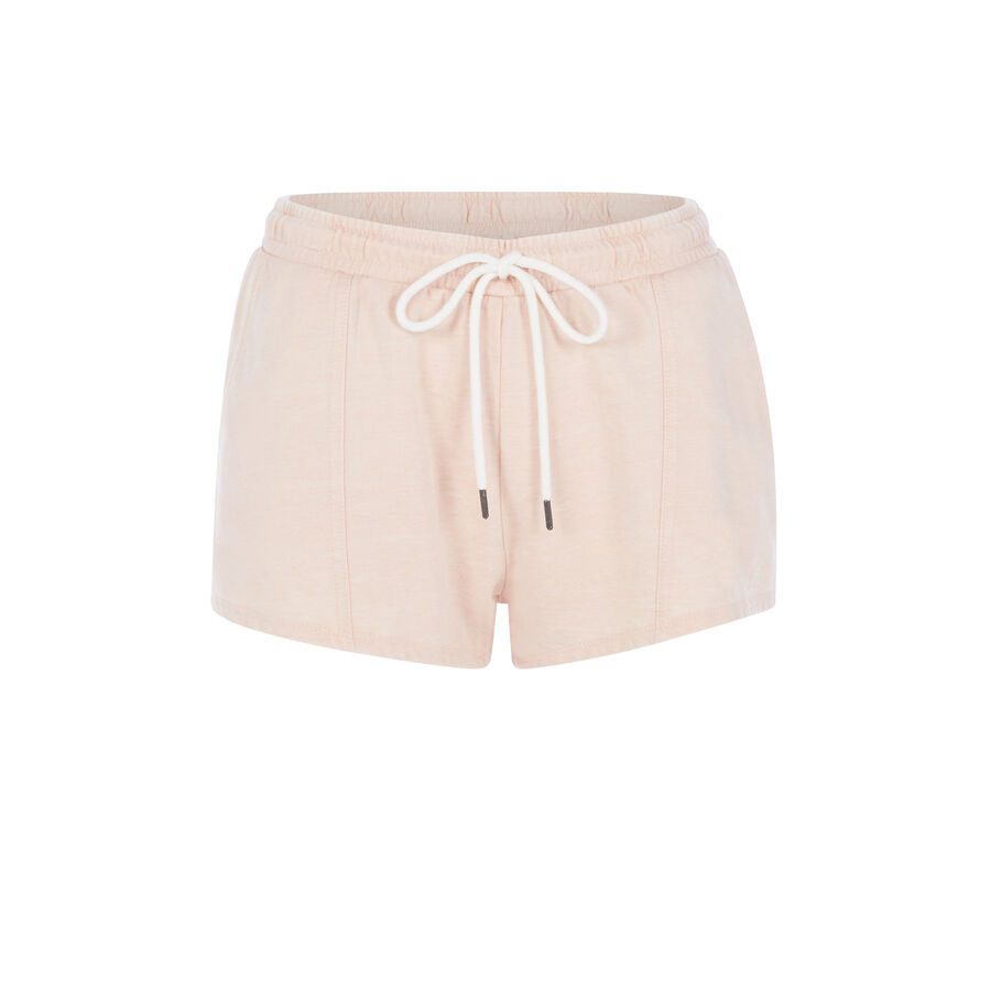 Short rose pâle frocutiz;