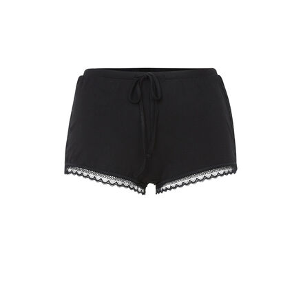 Short noir sidevitamiz black.