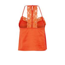 Oraniz orange top orange.
