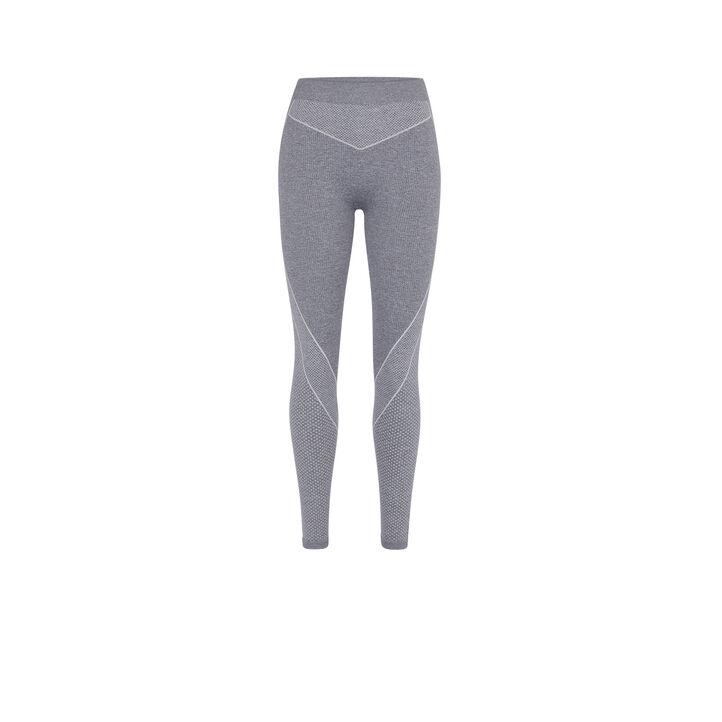 Legging gris workoutiz grey.