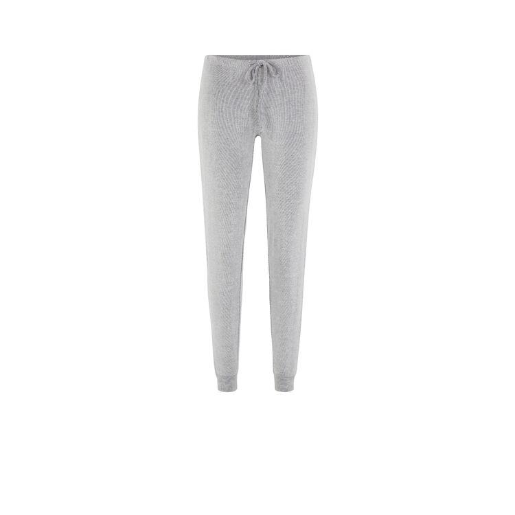 Pantalon gris vertiliz;