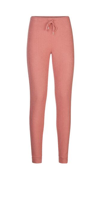 Pantalon vieux rose nuitiz pink.